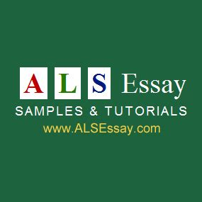 Als alternative learning system essay 2017
